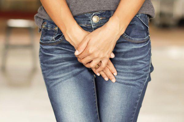 骨盤底筋群の感覚と場所