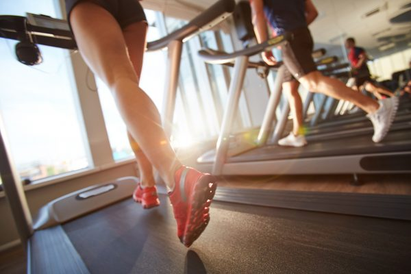 足部のトレーニング