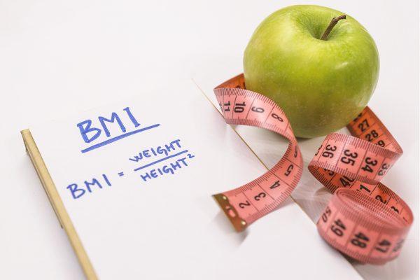 BMIの計算のし方