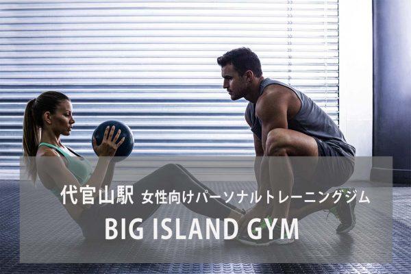 BIG ISLAND GYM by M